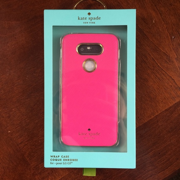 info for 1b5ce e2664 Kate Spade Phone Case LG G5 NWT